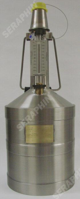 "Seraphin ® (Patent Pending) ""VRTM ® System"" 20L Test Measure - item # EESS0020L-VRTM"