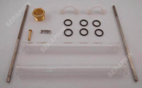 Hand Held Test Measure Replacement Gauge Glass Tubes and Repair Kits