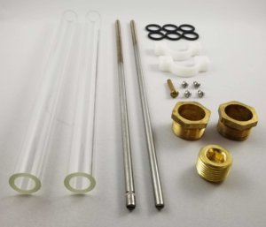"""REPAIR KIT FOR SPECIAL J WITH A 3"""" NECK - item # E80550"""