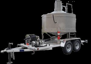 Large Volumetric Calibration Provers for Bulk Terminal & Custody Transfer
