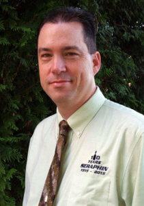 Ron Gibson - Sales Director, Seraphin
