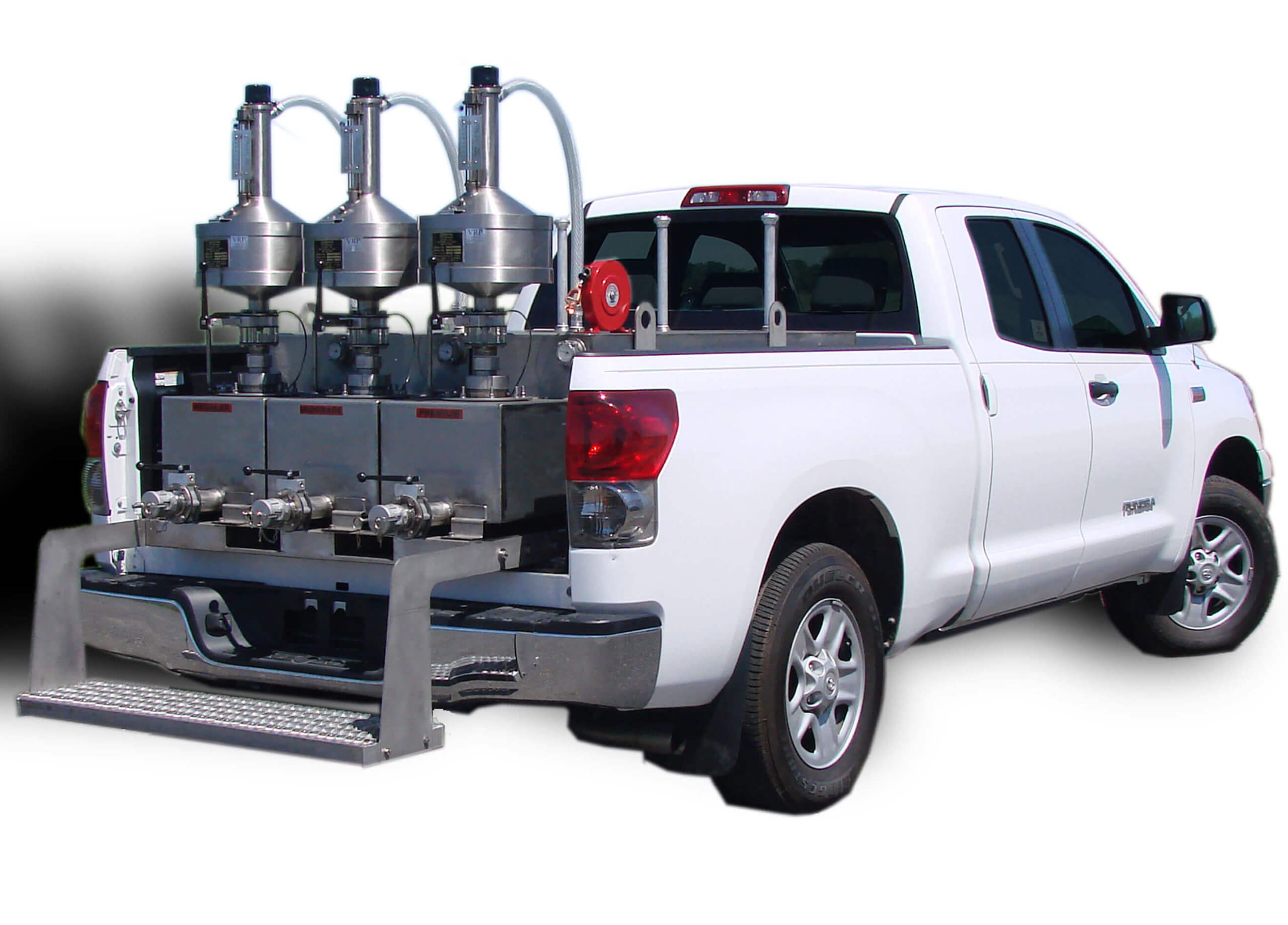 Retail & Mobile Motor Fuel Provers & Calibration Systems