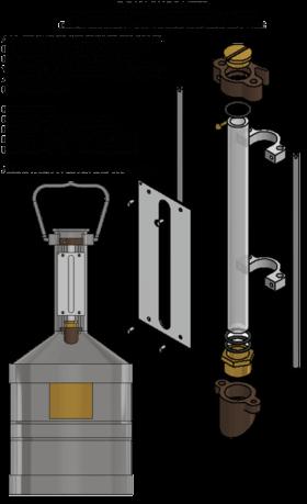 Test Measure Spare Parts